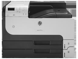 惠普HP LaserJet Enterprise 700 M712n 驱动