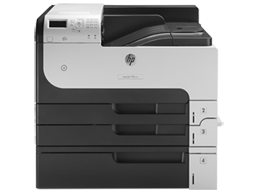 惠普HP LaserJet Enterprise 700 M712xh 驱动