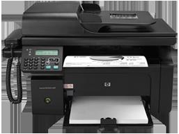 惠普HP LaserJet Pro M1214nfh 驱动