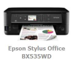 爱普生Epson Stylus Office BX535WD 驱动