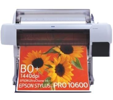 爱普生Epson Stylus Pro 10600 驱动