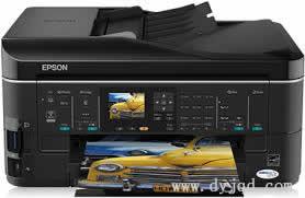 爱普生Epson Stylus SX620FW 驱动