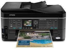 爱普生Epson WorkForce 635 驱动