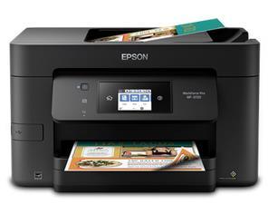 爱普生Epson WorkForce Pro WF-3720 驱动