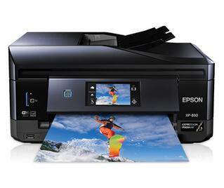 爱普生Epson XP-830 驱动