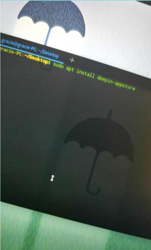 华为笔记本深度linux系统没有应用商店怎么办
