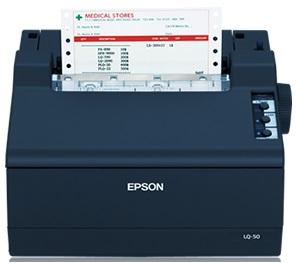 爱普生Epson LQ-50K 驱动