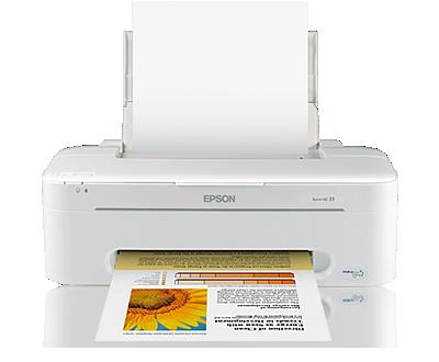 爱普生Epson ME 33 打印机驱动