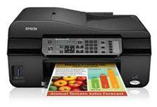 爱普生Epson WorkForce 435 All-in-One 驱动