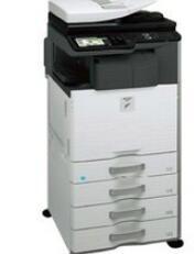 夏普MX-3118NC复合机驱动下载 官方版
