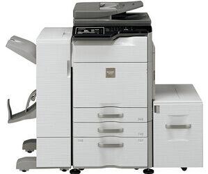 夏普Sharp MX-B4621R 驱动