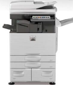 夏普Sharp MX_C5081DV 驱动