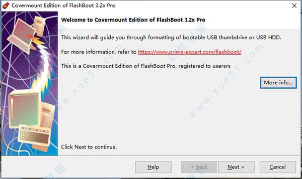 FlashBoot Pro 3.2x破解版