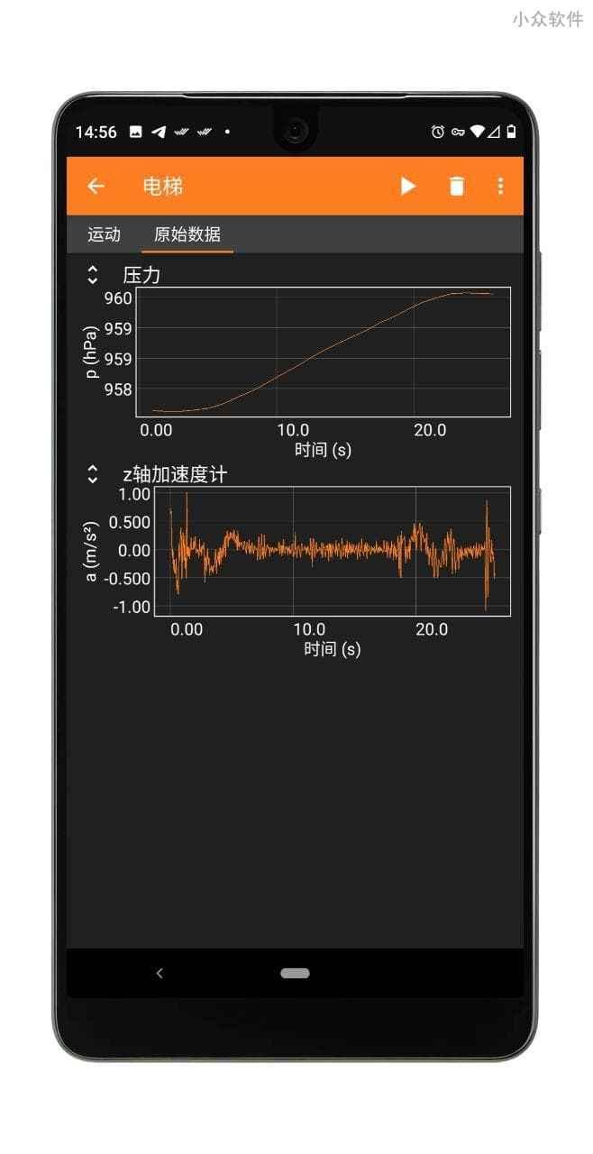 手机物理工坊 – 利用 8 种手机传感器,做最强物理实验[Android]
